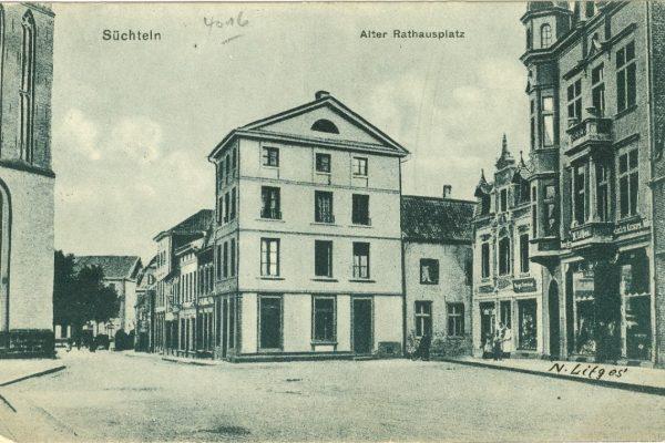 Alter Rathausplatz in Süchteln