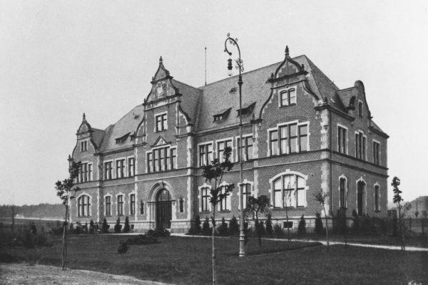 Verwaltungsgebäude der Provinzial Heil- und Pflegeanstalt