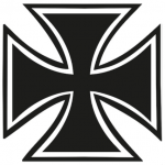 Das Eiserne Kreuz, eine Kriegs-Auszeichnung
