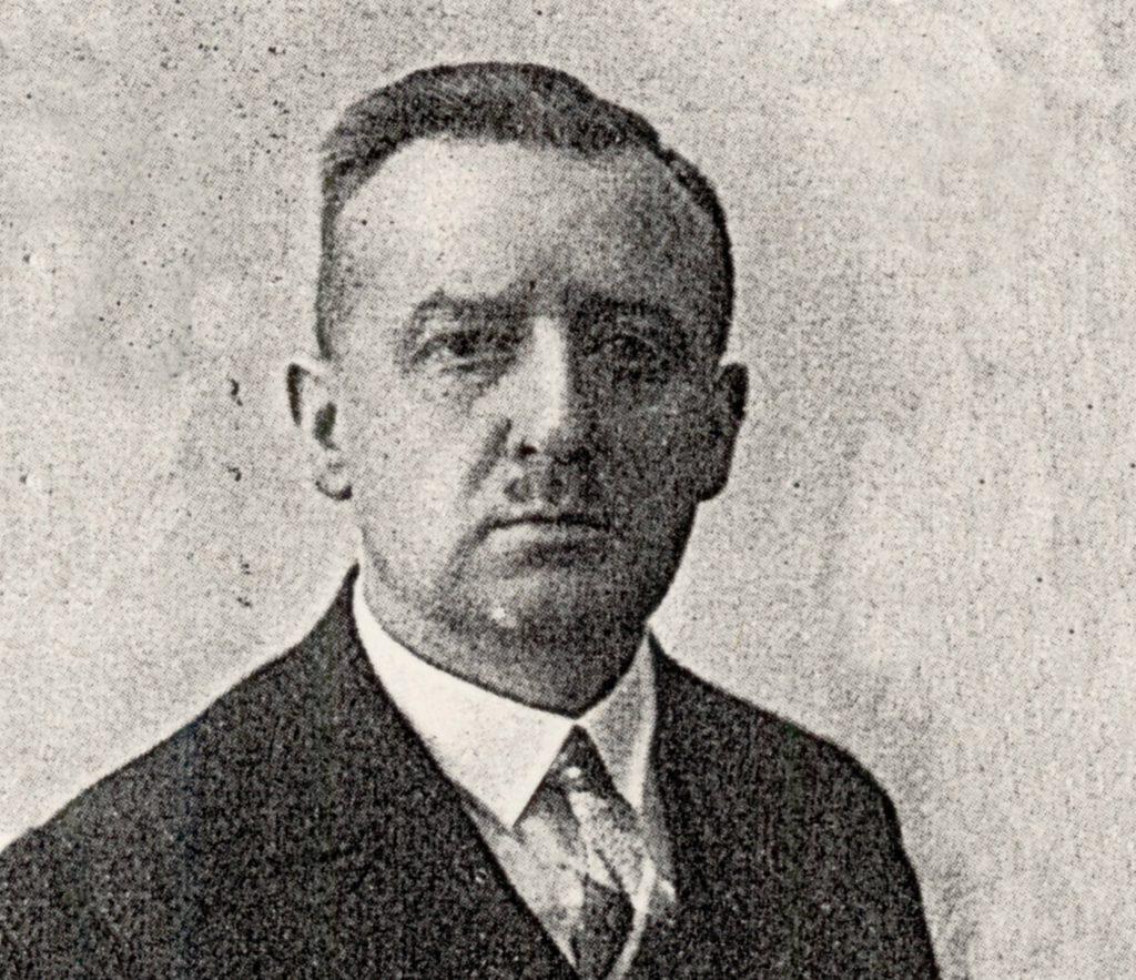 Bürgermeister Dr. Josef Steinbüchel