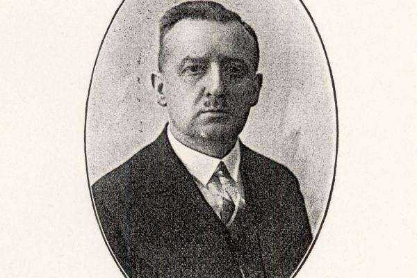 Bürgermeister Josef Steinbüchel