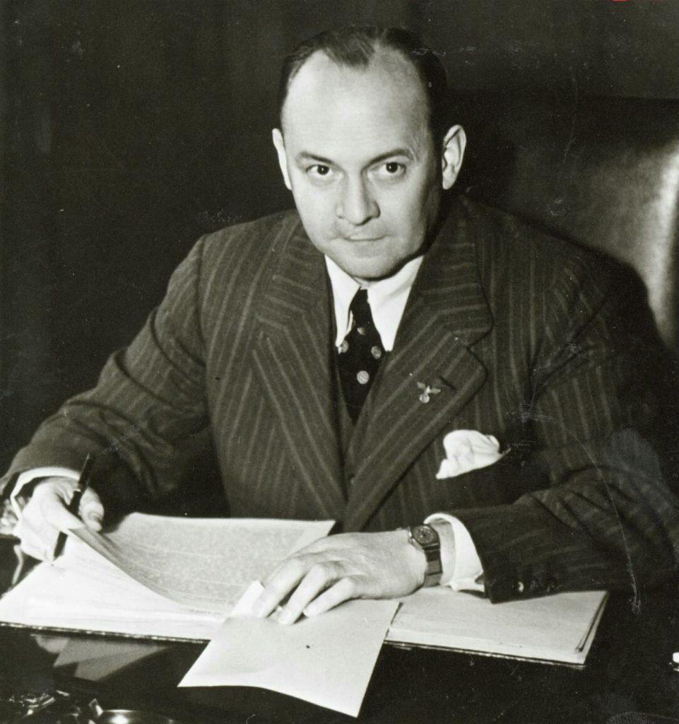 NSDAP-Bürgermeister Ludwig Simon (1934-1938)