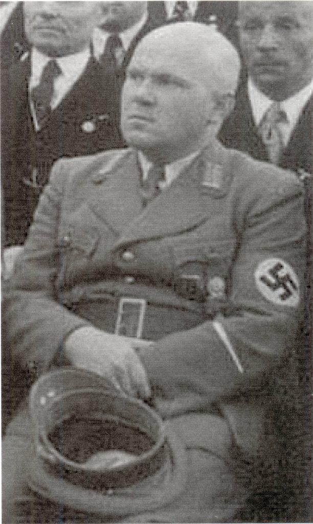 NSDAP-Bürgermeister Hermann Josef Krings (1939-1945)
