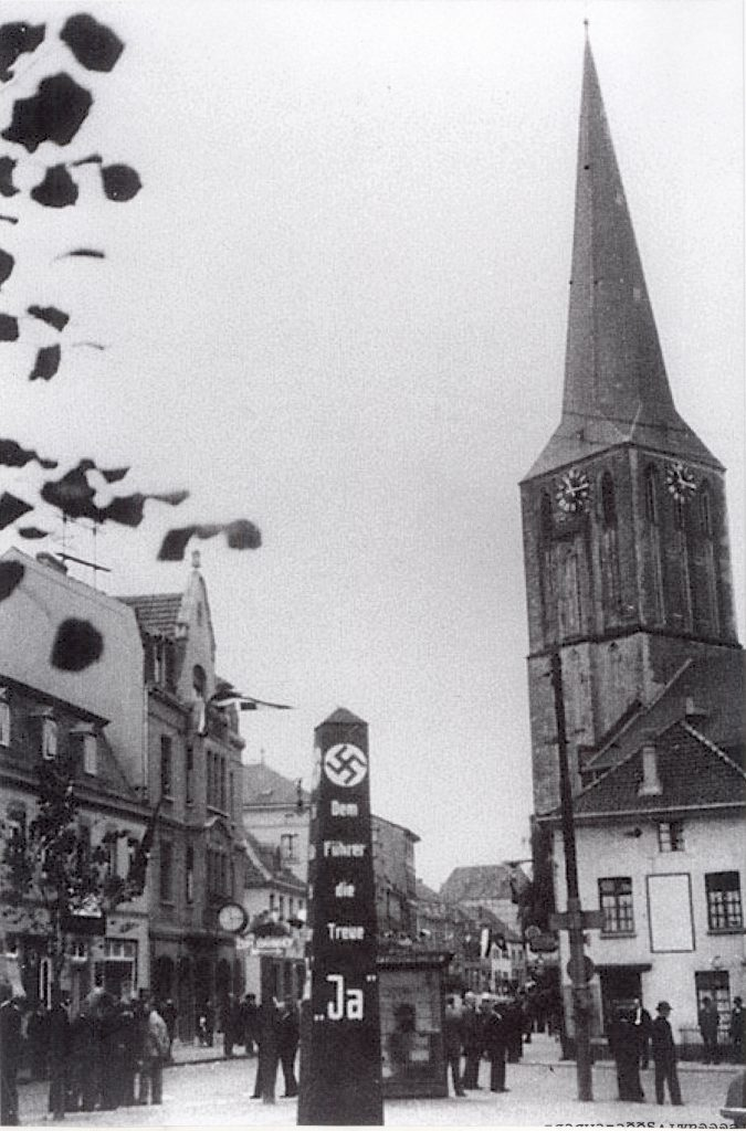Süchteln während der Nazi-Diktatur